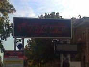 Vampyr Entrance Sign
