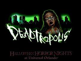 Deadtropolis Logo