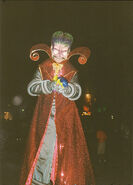 Festival of the Dead Parade 1998 Alien