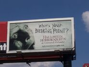 HHN XIV Billboard