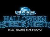 Halloween Horror Nights 29
