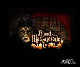 Blood Masquerade