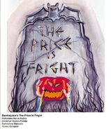 Price is Fright Grave