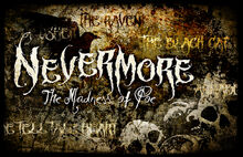 Nevermore The Madness of Poe