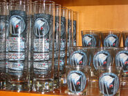 HHN 2004 Long Shot Glasses
