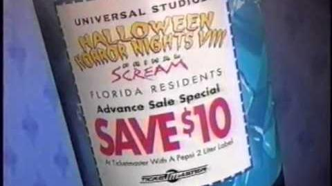 Pepsi commercial Primal Scream.