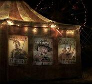 HHN CoC Tent