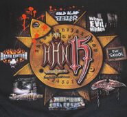 HHN 15 House Shirt Back