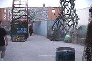 Fright Yard Alley