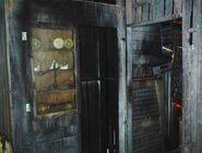 HHN XIV Worn down Hallway
