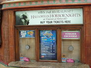 HHN 2004 Ticket Booth 2