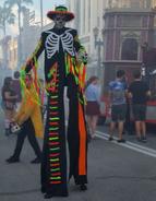 Esqueleto Muerte Stiltwalker 17