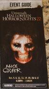 HHN 22 Alice Cooper Event Guide