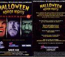 Halloween Horror Nights 2000 (Hollywood)