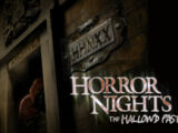 Horror Nights: The Hallow'd Past