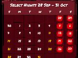 Halloween Horror Nights 8 (Singapore)