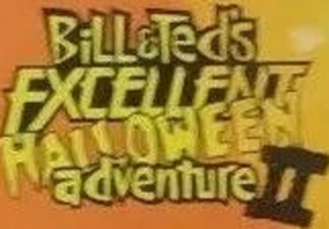 Bill and Ted 1993 Logo