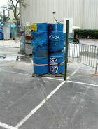 HHN XIV Fright Yard Barrels