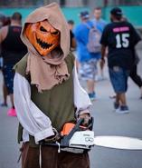 Chainsaw Pumpkin 2 (HHN 26)