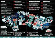 HHN 2004 Map