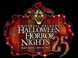 Halloween Horror Nights 25