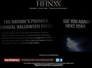 HHN 2010 Website 2