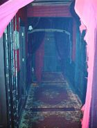 HHN XIV Red Curtained Hallway