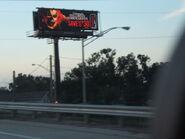 HHN 17 Billboard
