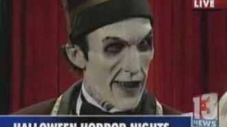 Halloween Horror Nights 19 2009 Usher News 13 Interview