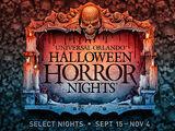Halloween Horror Nights 27