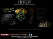 HHN 2010 WEbsite Havoc