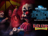 Killer Klowns From Outer Space (Haunted House Orlando)