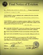BAT 2004 Eviction Notice
