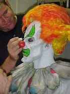 Jack the Clown Make-Up