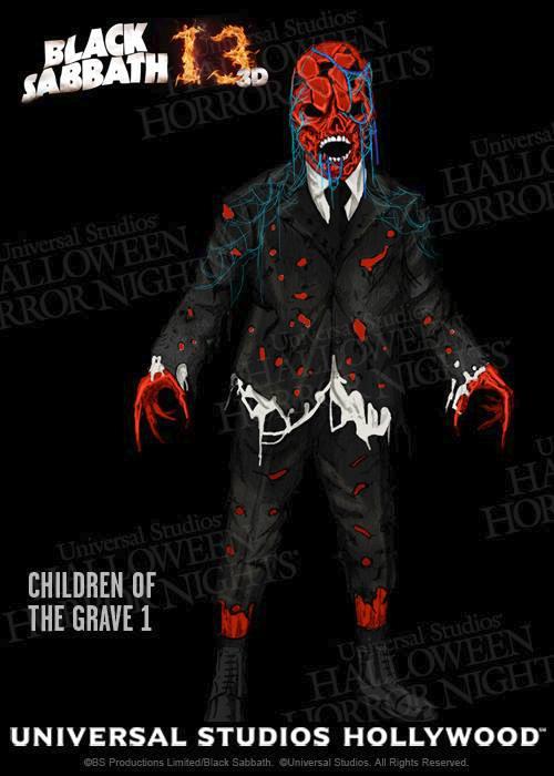 Halloween Horror Nights 2020 Hollywood Wiki Children of the Grave | Halloween Horror Nights Wiki | Fandom