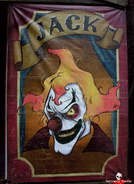 Jack the Clown Sign