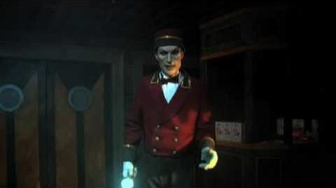 Official Halloween Horror Nights 19 2009 Preview Teaser with the Usher