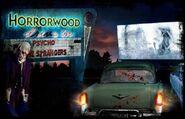 Horrorwood Die-In logo