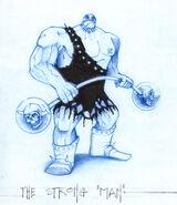 Fearhouse Strongman