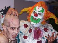 Jack the Clown with scareactor