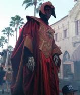 Red Skeleton Knight 6