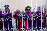HHN 1995 Clowns