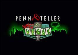 Penn and Teller New(kd) Las Vegas 3-D