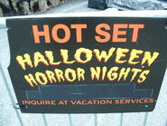 HHN 2004 Hot Set