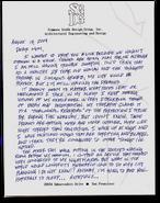Deadtropolis Letter