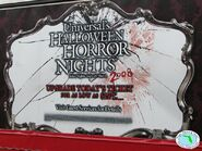 HHN18 Ticket ad
