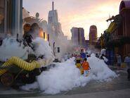 Toxic City Streets
