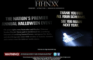 HHN 2010 Website 3