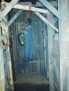 HHN XIV Hanging Corpse