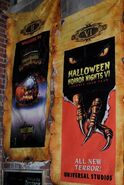 HHN Hallowd Past Maps